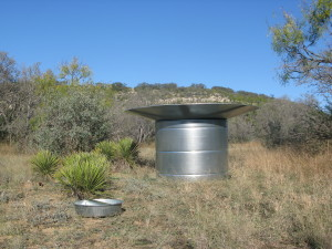 Landmark Wildlife Management Wildlife Watering Station